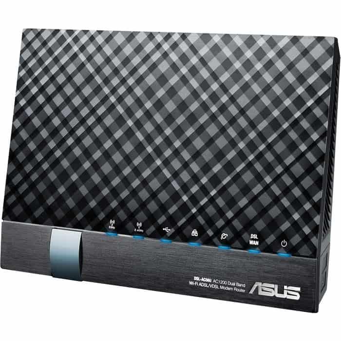 Точка доступа Asus DSL-AC56U