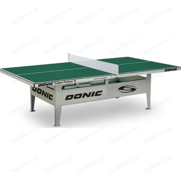 Теннисный стол Donic Outdoor Premium 10 (зеленый)