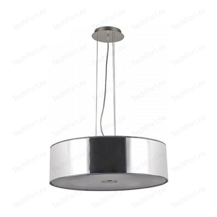 Подвесной светильник Ideal Lux Woody SP5 Cromo люстра ideal lux florian cromo florian sp18 cromo