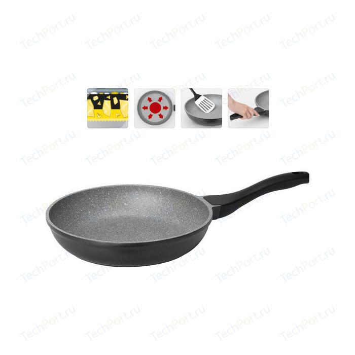 Сковорода Nadoba d 26см Grania (728117) сковорода d 24 см kukmara кофейный мрамор смки240а