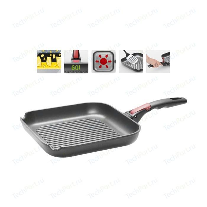Сковорода-гриль Nadoba 26x26 см Vilma (728220)