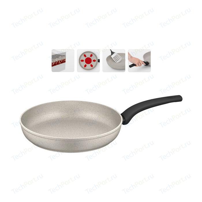 Сковорода Nadoba d 28см Marmia (728316) сковорода d 24 см kukmara кофейный мрамор смки240а