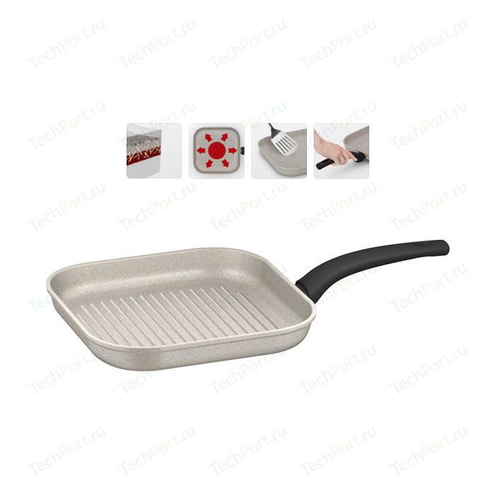 Сковорода-гриль Nadoba 26x26 см Marmia (728320) сковорода гриль tima 26x26 см шеф 2614п