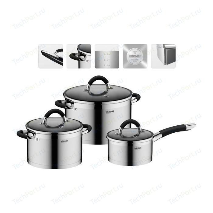Набор посуды6 предметов Nadoba Olina (726418)