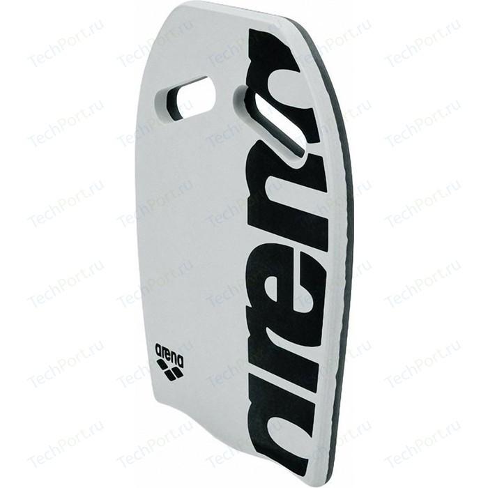 Доска для плавания Arena Kickboard (серебристая)