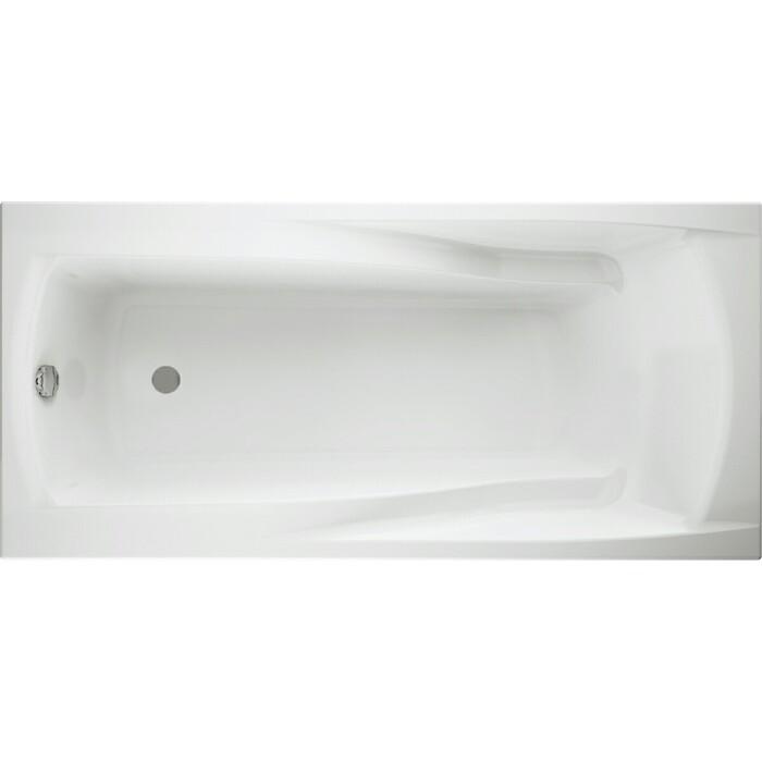 Акриловая ванна Cersanit Zen 180x85 см, белая (P-WP-ZEN*180NL)