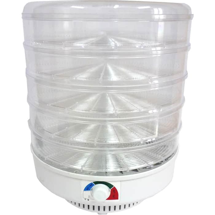 Сушилка для овощей и фруктов Спектр-Прибор ЭСОФ-0,5/220 Ветерок (5 поддонов)