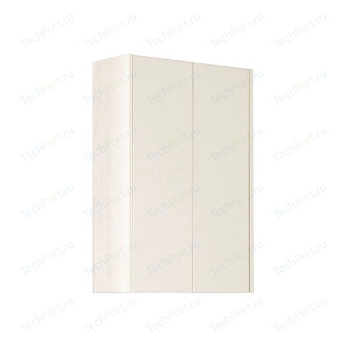 Шкаф двустворчатый Акватон Йорк белый/выбеленное дерево (1A171303YOAY0)