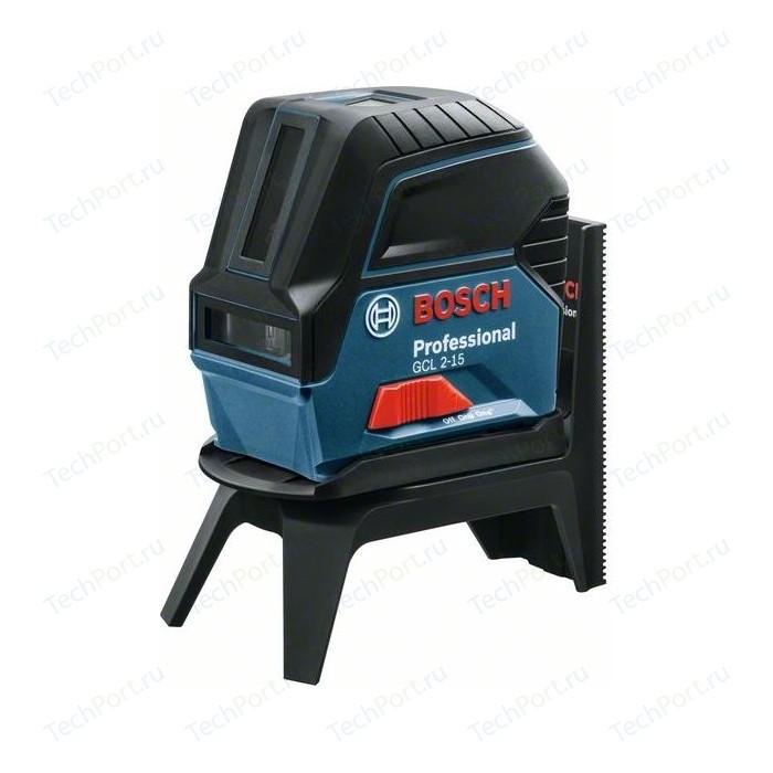 Лазерный нивелир Bosch GCL 2-15 + RM1 кейс