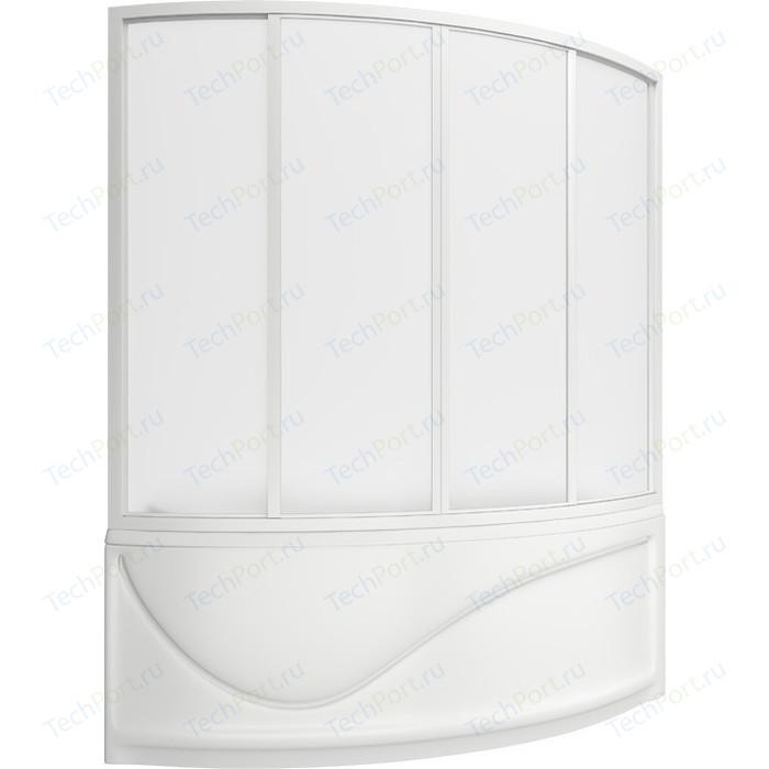 Шторка на ванну BAS Николь 170 пластик Вотер (ШТ00035)