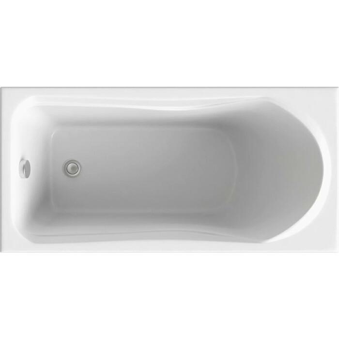 Акриловая ванна BAS Бриз 150х75 с каркасом, без гидромассажа (В 00006)