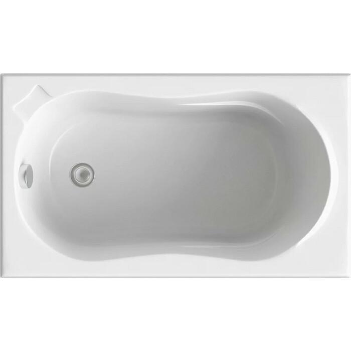 Акриловая ванна BAS Кэмерон 120х70 с каркасом, без гидромассажа (В 00018)