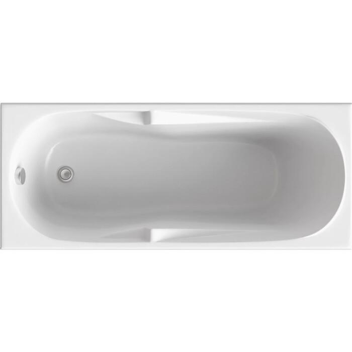 Акриловая ванна BAS Мальдива 160х70 с каркасом стандарт плюс, без гидромассажа (В 00022)