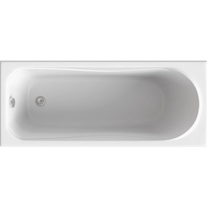 Акриловая ванна BAS Стайл 160х70 с каркасом, без гидромассажа (В 00034)