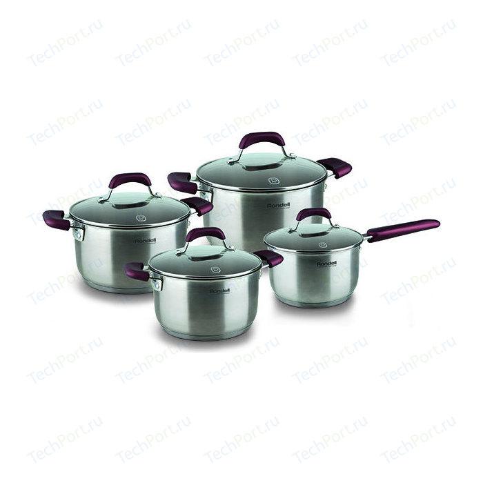 Набор посуды 8 предметов Rondell Bojole (RDS-824)