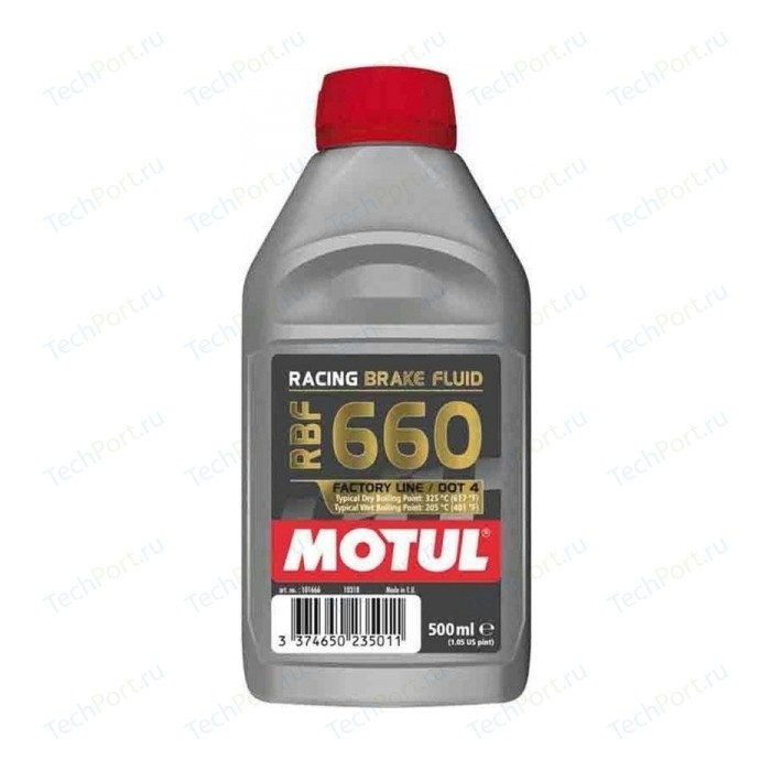 Тормозная жидкость MOTUL RBF 660 Factory Line 0,5 л