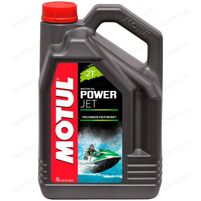 Моторное масло MOTUL Powerjet 2T 4 л