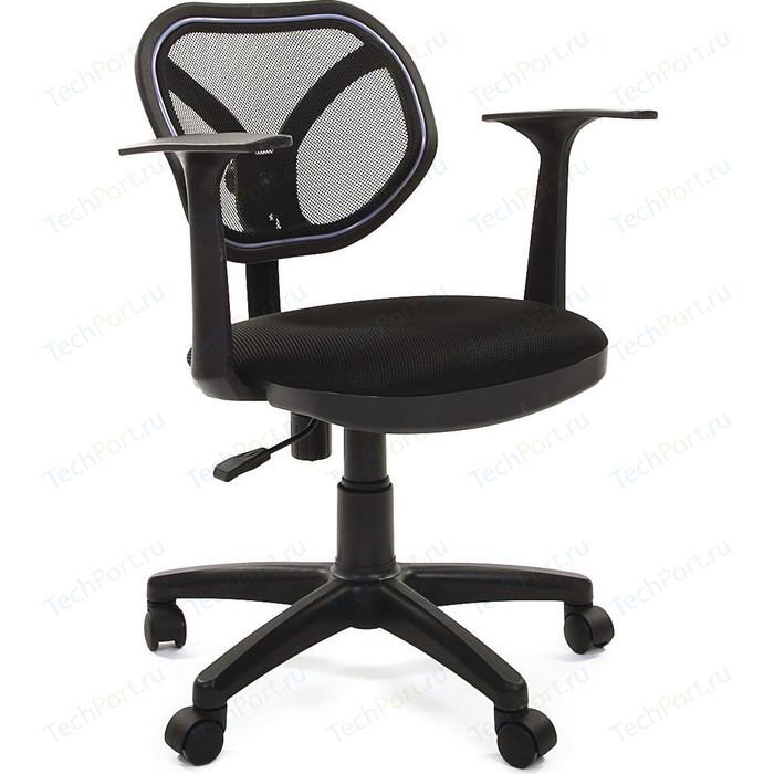 Офисное кресло Chairman 450 NEW TW-11/TW-01 черный офисное кресло chairman 451 tw 11 черный