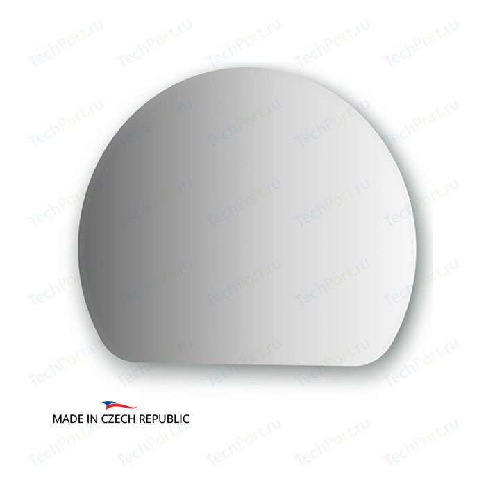 Зеркало FBS Perfecta 55х45 см, с фацетом 10 мм (CZ 1011) зеркало fbs perfecta 55х55 см с фацетом 10 мм cz 1014
