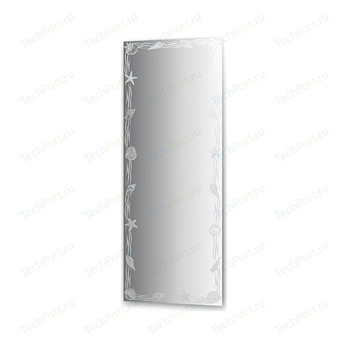 Зеркало поворотное FBS Artistica 60х150 см, с орнаментом - акватика, вертикальное или горизонтальное (CZ 0770)