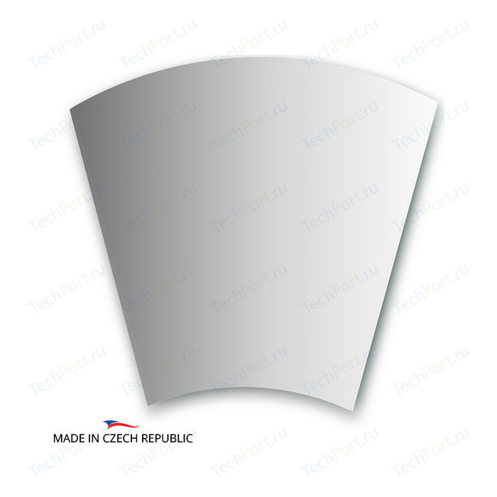 Зеркало FBS Practica 50/90x80 см, с частичным фацетом 20 мм (CZ 0410)