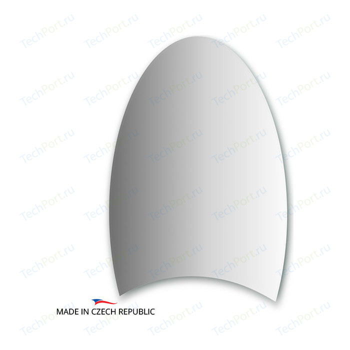 Зеркало FBS Practica 70/80х110 см, с частичным фацетом 10 мм (CZ 0444)