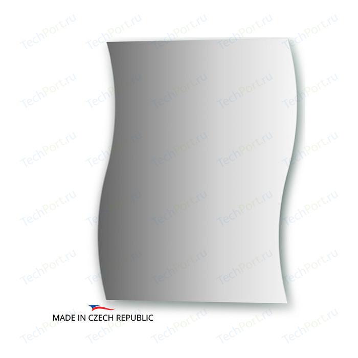 Зеркало поворотное FBS Practica 45x55 см, с частичным фацетом 10 мм, вертикальное или горизонтальное (CZ 0461)