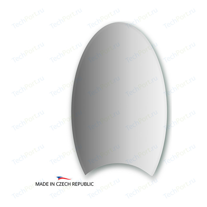 Зеркало FBS Practica 30/40х60 см, с частичным фацетом 10 мм (CZ 0464)