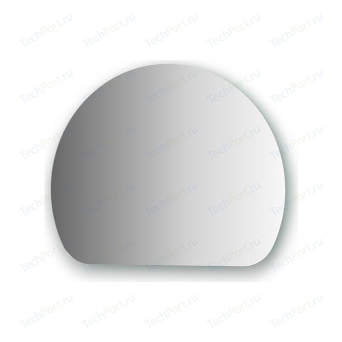 Фото - Зеркало Evoform Primary 50х40 см, со шлифованной кромкой (BY 0046) зеркало evoform primary 55х65 см со шлифованной кромкой by 0067
