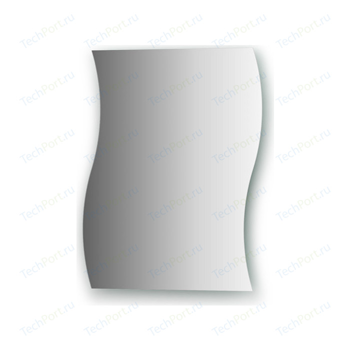 Фото - Зеркало Evoform Primary 40х50 см, со шлифованной кромкой (BY 0096) зеркало поворотное evoform primary 40х50 см со шлифованной кромкой by 0026