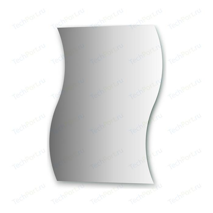 Зеркало Evoform Primary 70х90 см, со шлифованной кромкой (BY 0100)