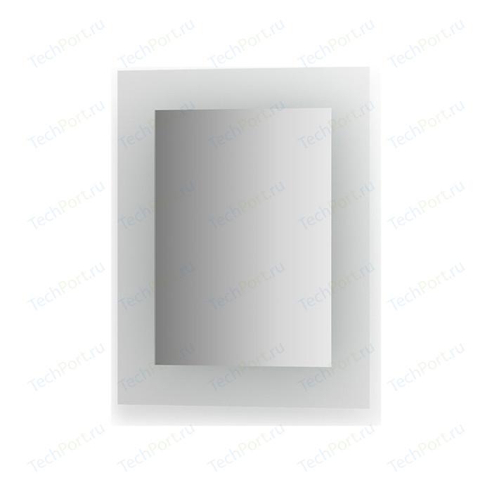 Зеркало поворотное Evoform Fashion 40х50 см, с матированием (BY 0416)