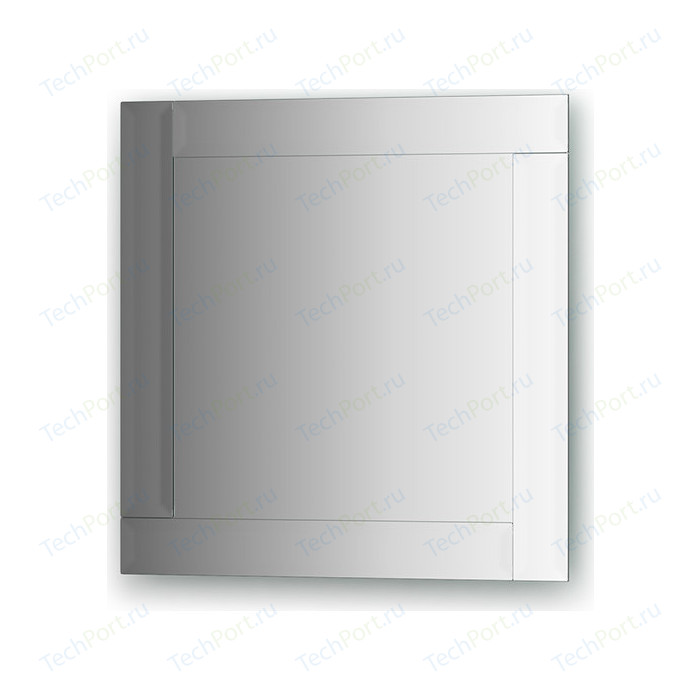 Зеркало Evoform Style 50х50 см, с зеркальным обрамлением (BY 0801)
