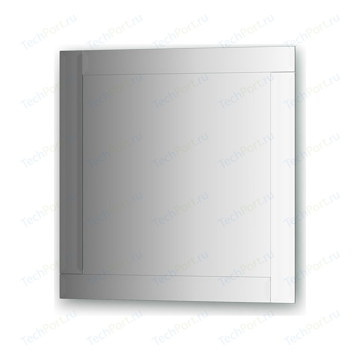 Зеркало Evoform Style 60х60 см, с зеркальным обрамлением (BY 0805)
