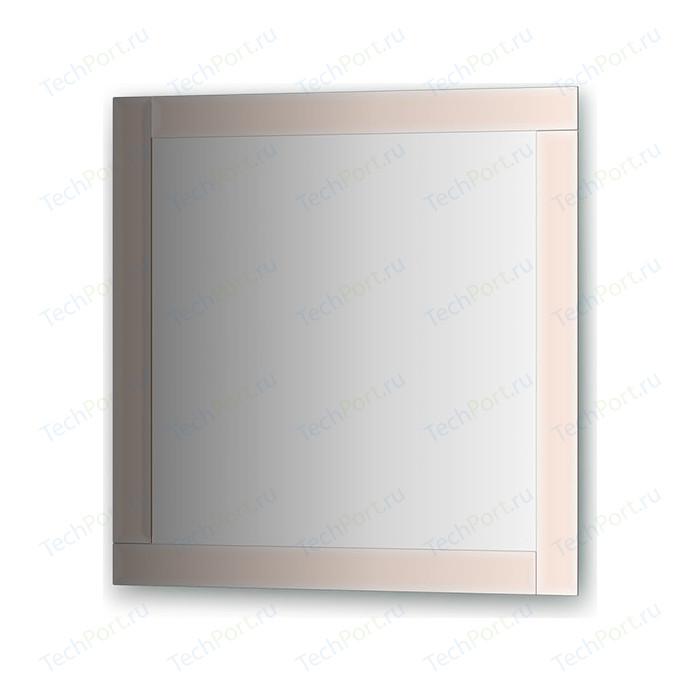 Зеркало Evoform Style 70х70 см, с зеркальным обрамлением (BY 0821)