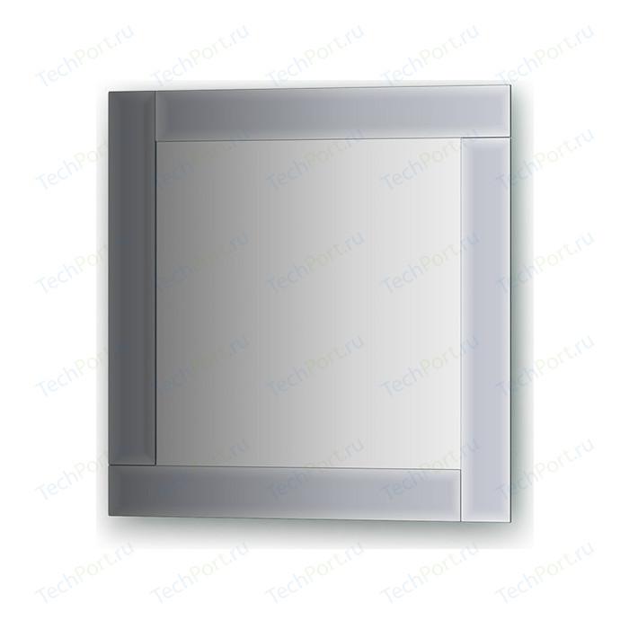 Зеркало Evoform Style 50х50 см, с зеркальным обрамлением (BY 0825)