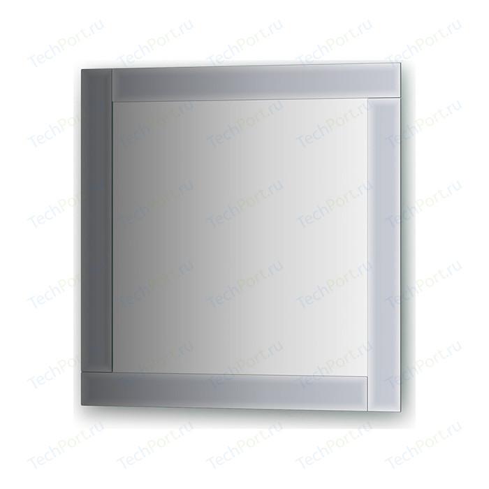 Зеркало Evoform Style 60х60 см, с зеркальным обрамлением (BY 0829)