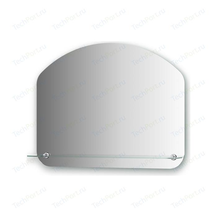 Зеркало Evoform Optima 70х55 см, с полочкой 70 см (BY 0518)