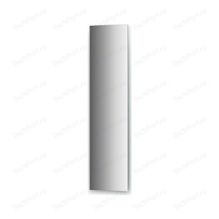 Зеркало поворотное Evoform Standard 30х120 см, с фацетом 5 мм (BY 0237) зеркало поворотное evoform standard 50х160 см с фацетом 5 мм by 0255