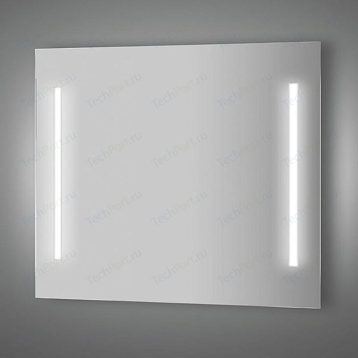 Зеркало Evoform Lumline 90х75 см, с 2-мя встроенными LUM- светильниками 40 W (BY 2018)