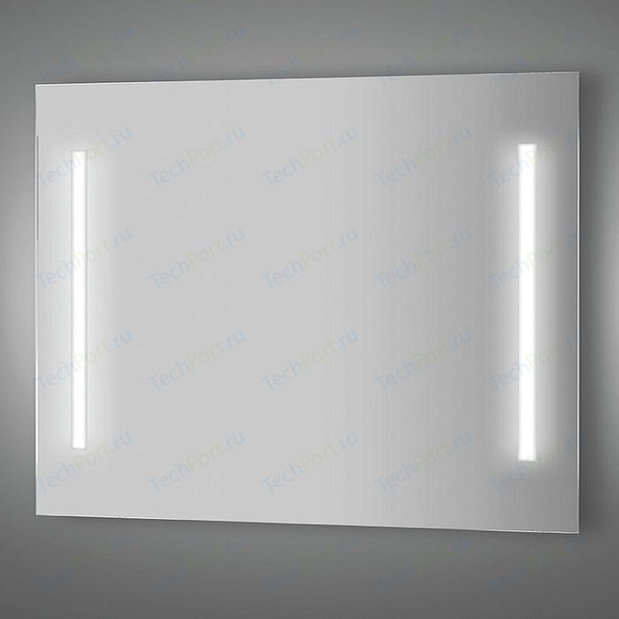Зеркало Evoform Lumline 100х75 см, с 2-мя встроенными LUM- светильниками 40 W (BY 2019)