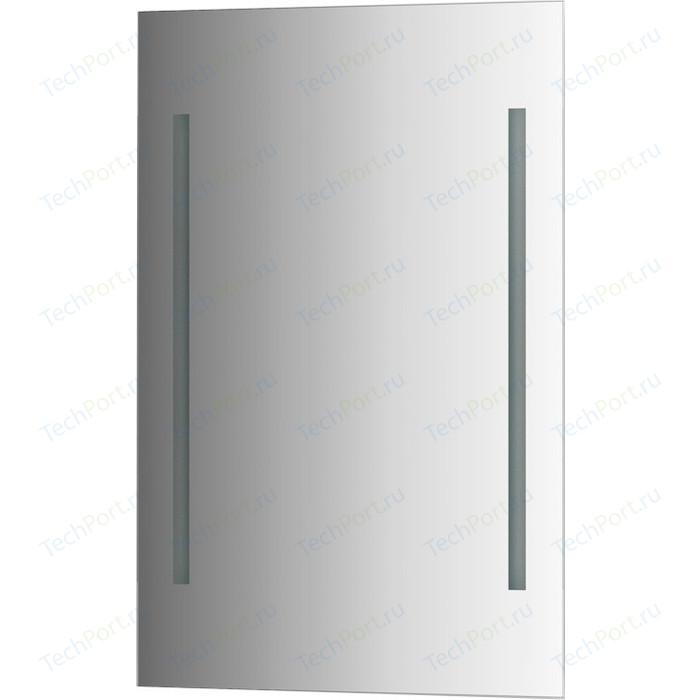 Зеркало Evoform Ledline 50х75 см, с 2-мя встроенными LED- светильниками 10,5 W (BY 2113)
