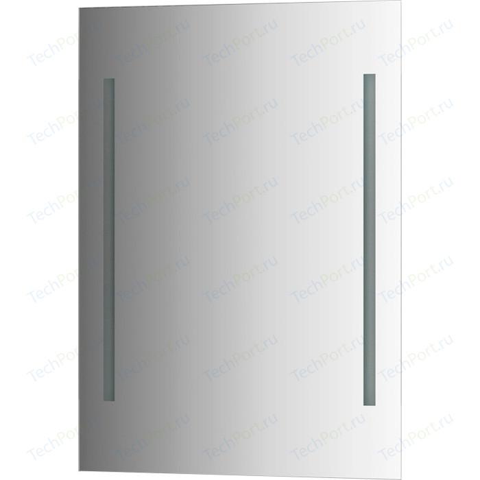 Зеркало Evoform Ledline 55х75 см, с 2-мя встроенными LED- светильниками 10,5 W (BY 2114)
