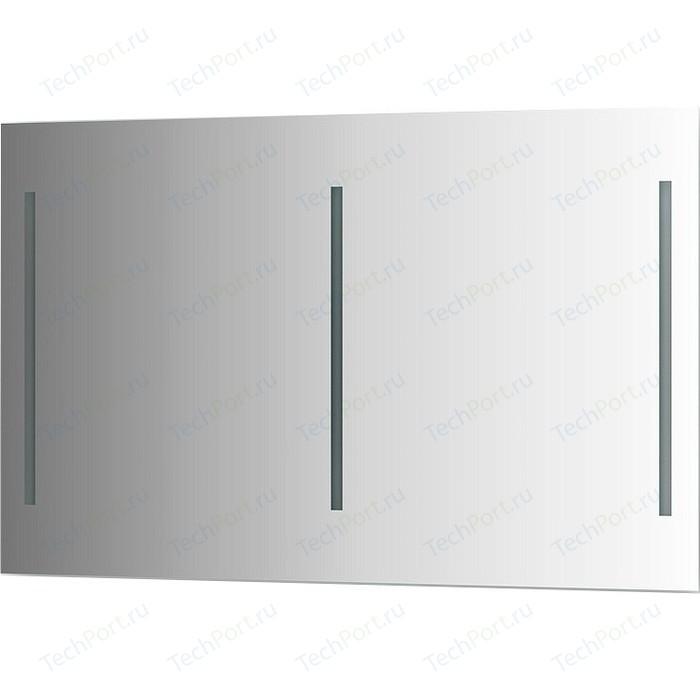 Зеркало Evoform Ledline 120х75 см, с 3-мя встроенными LED- светильниками 16 W (BY 2121)