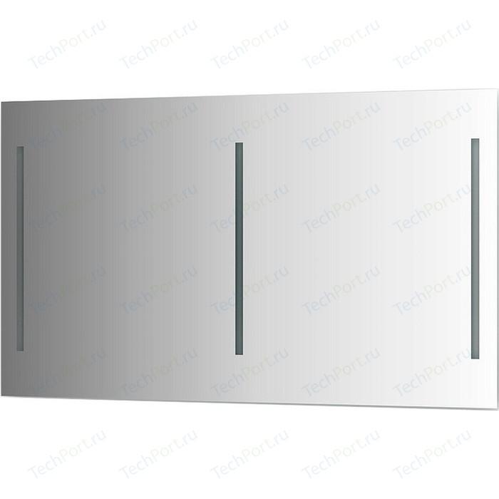 Зеркало Evoform Ledline 130х75 см, с 3-мя встроенными LED- светильниками 16 W (BY 2122)