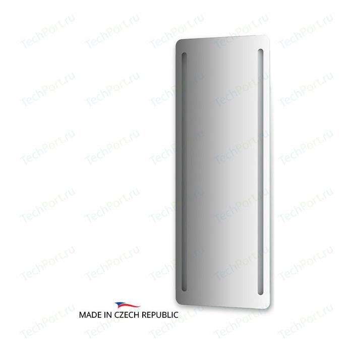 Зеркало Ellux Linea LED 60х160 см, с 2-мя встроенными LED- светильниками 28 W (LIN-B2 9320)