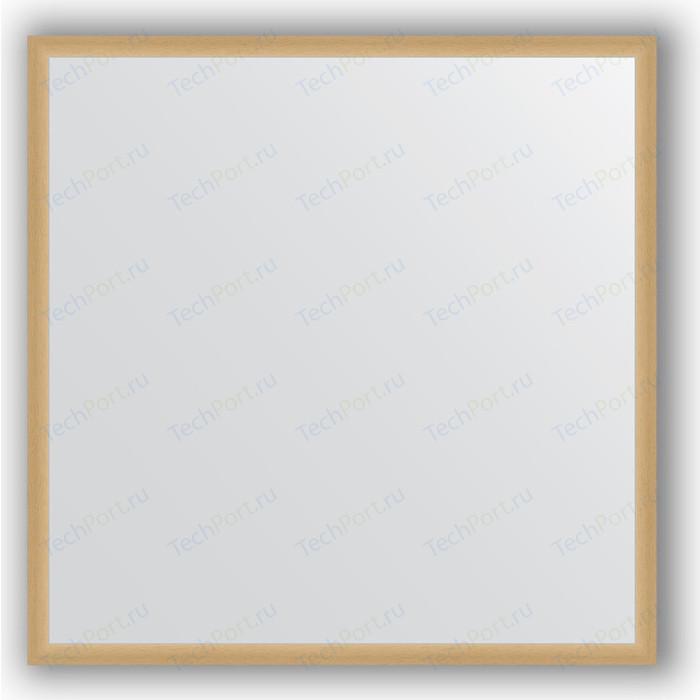 Фото - Зеркало в багетной раме Evoform Definite 58x58 см, сосна 22 мм (BY 0601) зеркало в багетной раме поворотное evoform definite 68x128 см сосна 22 мм by 0738