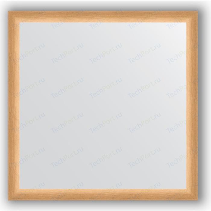 Зеркало в багетной раме Evoform Definite 60x60 см, бук 37 мм (BY 0611) цена 2017