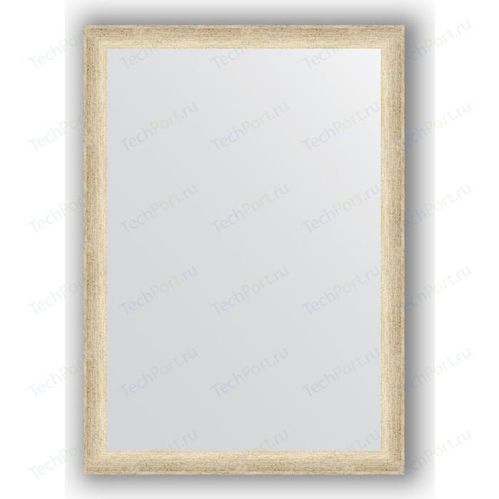 Зеркало в багетной раме поворотное Evoform Definite 50x70 см, состаренное серебро 37 мм (BY 0627) цена 2017