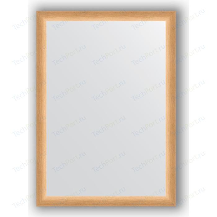 Зеркало в багетной раме поворотное Evoform Definite 50x70 см, бук 37 мм (BY 0628) цена 2017